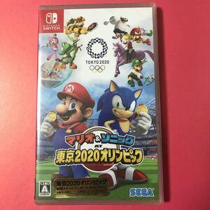 マリオ&ソニック AT 東京2020オリンピック Switch Nintendo