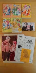 全巻初版 ゆびさきと恋々 1~5巻 既刊 全巻 他 全プレ 特典付