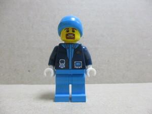 レゴ ミニフィグ 北極探検隊 リーダー 新品