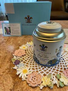 ハイグローヴプリンスオヴウェールズ オーガニックブレンド紅茶