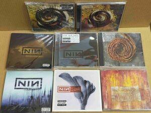 ナインインチネイルズ NINE INCH NAILS CD8枚セット f764