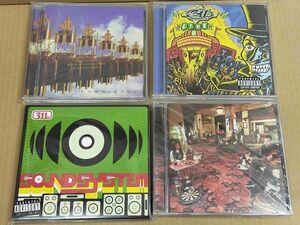 311 スリーイレヴン CD4枚セット スリーイレブン f750