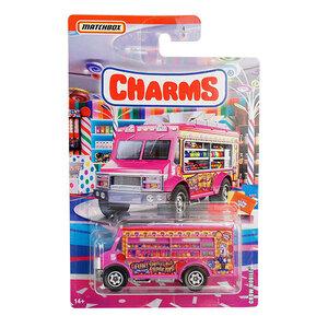 マテル フードシリーズ ダイキャスト カー チャームス CHARMS USA おもちゃ ミニカー お菓子 スイーツ スケールモデル 女の子 男の子