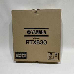 新品未使用 YAMAHAヤマハ ギガアクセスVPNルーター RTX830 ネットワーク 福井県質屋の質セブン �@ C