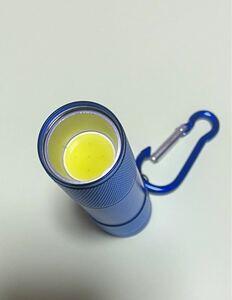 丸型のかいちゅう LED懐中電灯 新品未使用