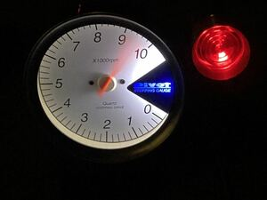 Pivot ste pin g gauge SGT-F0 tachometer 80 pie tachometer aluminium shaving (formation process during milling) sif playing cards 10000rpm meter stay operation has been confirmed