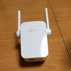 TP-Link 無線LAN 中継器 11ac 433+300Mbps コンセント 直差し ブリッジ イーサネットコンバーター