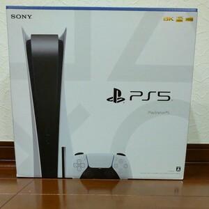 PlayStation5 ディスクドライブ搭載モデル★新品未開封