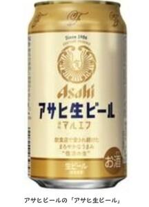 アサヒ生ビールマルエフ350ml×3巻セット