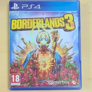 ボーダーランズ3 海外番 PS4 PS5