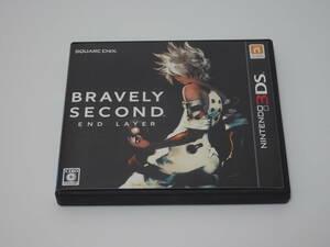 3DSソフト ブレイブリーセカンド BRAVELY SECOND