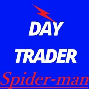 *Day Trader Spider-man* FX original VERSION [Spiderman chart . tray do do seems ]!
