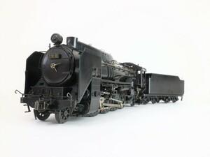 アスターホビー JNR D51 Stream Lined Dome Type ライブスチーム 009/100 箱・説明書付 鉄道模型 稀少 蒸気機関車