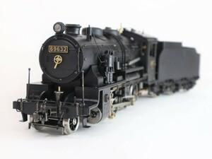 アスターホビー JNR CLASS 9600 No.69632 ライブスチーム 273/300 箱・説明書付 鉄道模型 稀少 蒸気機関車