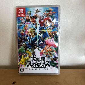 大乱闘スマッシュブラザーズSPECIAL Nintendo Switch Nintendo Switchソフト