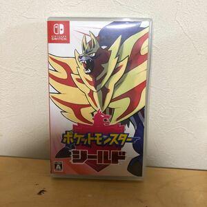 ポケットモンスター シールド ニンテンドースイッチ Switch Nintendo Switch