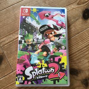 スプラトゥーン2 Nintendo Switch 任天堂Switch Splatoon2