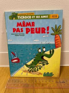 【フランス語絵本】MEME PAS PEUR!