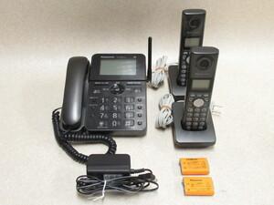 Ω XG1 3216 保証有 Panasonic パナソニック デジタルコードレス電話機 VE-GP34DW 子機2台付き ・祝10000!取引突破!