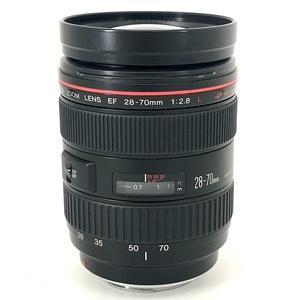キヤノン Canon EF28-70mm F2.8L USM 一眼カメラ用(オートフォーカス) 【中古】