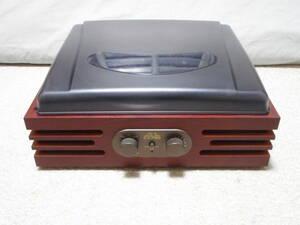 McLELLAND 超シンプル ステレオ・レコード・プレイヤー 「CT-3」 作動品 外部出力付き ターンテーブル レコード