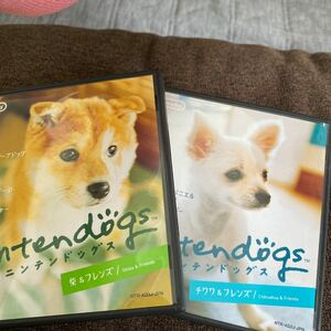 【DS】 nintendogs チワワ&フレンズ、柴&フレンズ