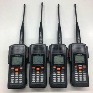 4台セット 無線機 EK-6175A パナソニック Panasonic MCA携帯無線機 EK-P50313A [管理番号:5132]