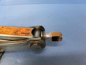 電動&エアーインパクトレンチでジャッキアップ 電動ジャッキ B-324 030920