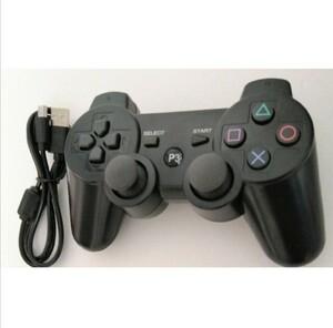 Playstation3ワイヤレスコントローラps-004【ブラック】