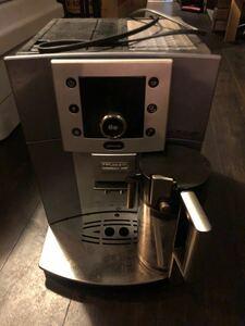 デロンギ 全自動エスプレッソマシン DeLonghi 全自動 コーヒーマシン コーヒーメーカー エスプレッソマシン