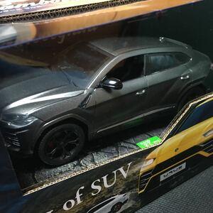 【新品未開封】ラジコン Lamborghini URUS カラー:グレー