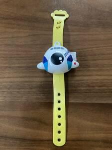 ANA 全日空 非売品 キッズ 子供 腕時計 玩具