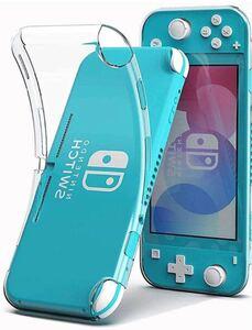 Nintendo switch Lite ケース カバー クリア TPU透明保護 ソフトケース 薄型 耐衝撃
