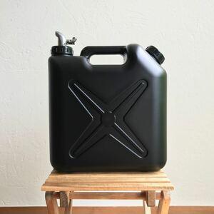 カスタムウォータータンク10L/ブラック(装飾なし) ※おまけ付き