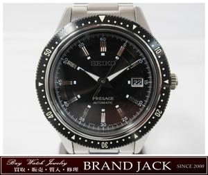 ◆セイコー プレザージュ SARX073 6R35-00L0 2020限定モデル 1964本限定 オートマ プレステージライン クラウンクロノグラフ