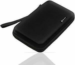 ブラック BEADY ニンテンドー NEW3DS XL、NEW3DS LL、3DS XL、3DS LL対応収納ケース 任天堂ビデ