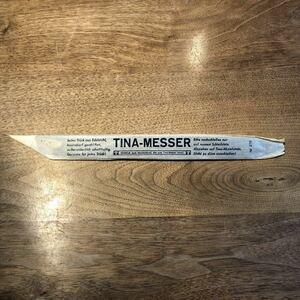 TINA ナイフ