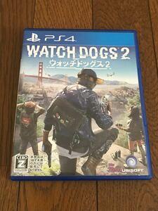 PS4/ウォッチドッグス2 WATCH DOGS 2 WATCH DOGS