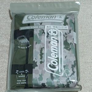 コールマン Coleman 保冷・保温バッグ M カモver. セブンイレブン
