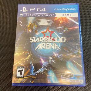 PS4ソフト(海外版) 新品未開封 Starblood Arena スターブラッドアリーナ