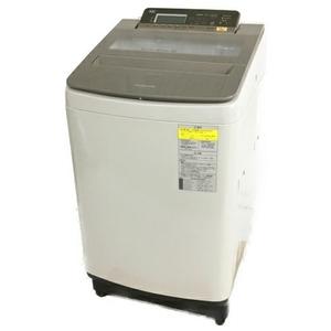 Panasonic NA-FW100S6 縦型洗濯機 10kg 2018年製 家電 パナソニック 中古 楽直 Y5861100