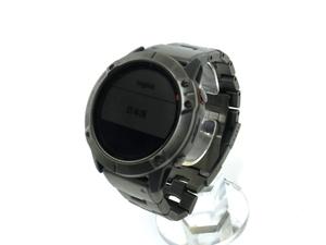 Garmin ガーミン fenix 6X Pro Dual Power スマートウォッチ 時計 中古 M5906476