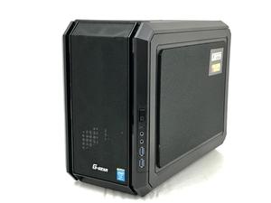 TSUKUMO G-GEAR BTO2116032701933 デスクトップ PC i7 4790 3.6GHz 16 GB SSD 256GB HDD 2TB GTX 970 Win 10 Home 64bit 中古 T5747431