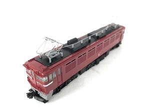 TOMIX 2144 JR EF71形 1次形 電気機関車 トミックス Nゲージ 鉄道模型 中古 S5898024