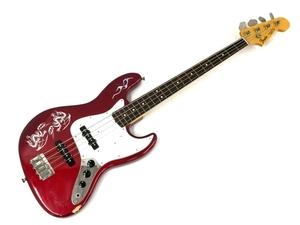 Fender JAPAN Jazz bass エレキ ベース フェンダー 中古 Pシリアル 弦楽器 楽器 中古 T5893126