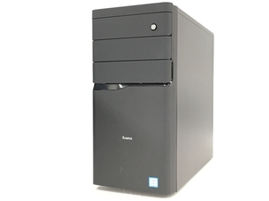 MouseComputer IStDXi-M1B6-Ai5__-UHCHB デスクトップ PC Intel Core i5-8400 2.80GHz 8GB HDD1.0TB Win10 Home 64bit 中古 良好 T5905051