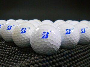 [I1G-05] BRIDGESTONE TOUR B XS 2020年モデル ブルーエディション 24球 ブリヂストン ロストボール