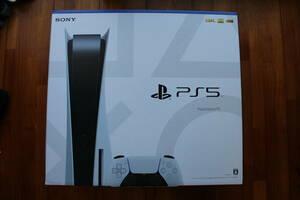 【未開封新品】早い発送★送料無料★SONY PS5 PlayStation5 プレイステーション5 ディスクドライブ搭載モデル PS5本体★CFI-1100A01