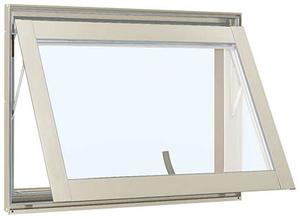 アルミサッシ YKK 装飾窓 フレミング 横滑り出し窓 W405×H370 (03603) 単板
