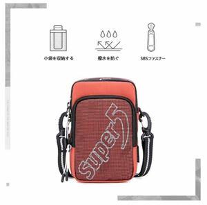 ウエストバッグボディバッグ ショルダーバッグ 斜め掛けバッグ おしゃれ 軽量防水ワンショルダー